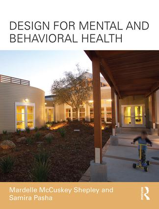 Design for Mental and Behavioral Health (Paperback) book cover