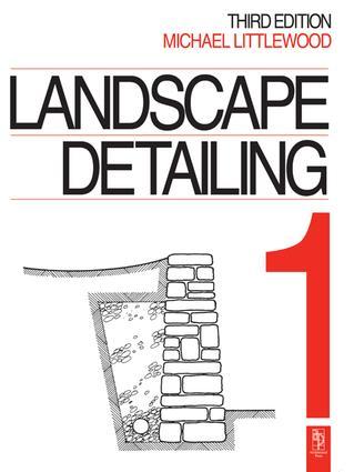 Landscape Detailing Volume 1: Enclosures, 3rd Edition (Hardback) book cover