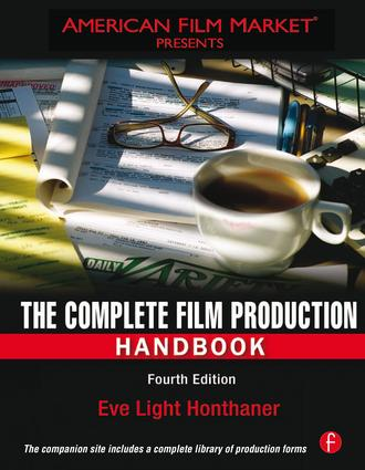 The Complete Film Production Handbook: 4th Edition (Hardback) book cover