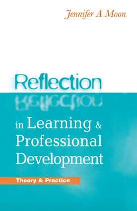 Reflection in professional practice - the work of Donald Schon