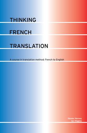 Thinking French Translation book cover