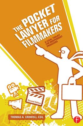 The Pocket Lawyer for Filmmakers: A Legal Toolkit for Independent Producers, 2nd Edition (Hardback) book cover