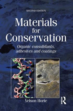 Materials for Conservation: 2nd Edition (Hardback) book cover