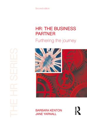 HR: The Business Partner: 2nd Edition (Hardback) book cover