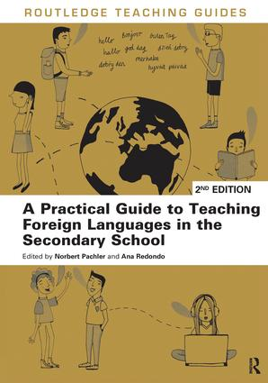 A Practical Guide to Teaching Foreign Languages in the Secondary School book cover