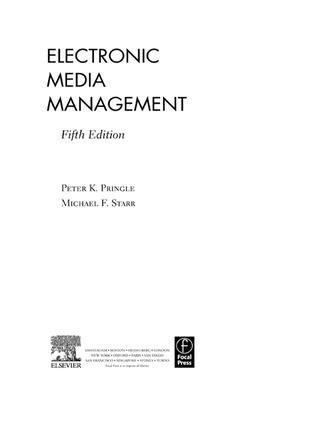 Electronic Media Management, Revised