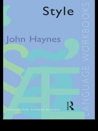 Style: 1st Edition (Hardback) book cover