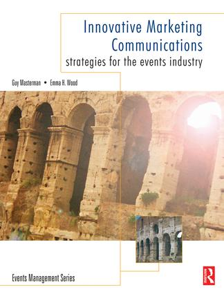 Innovative Marketing Communications book cover