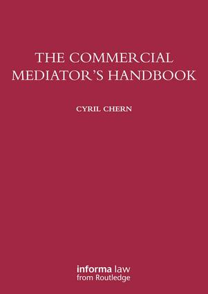 The Mediator's Pre- Mediation Information and Dispute Management