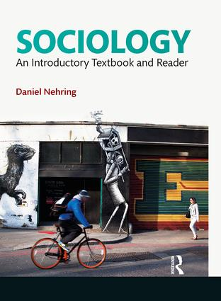 Sociology: An Introductory Textbook and Reader, 1st Edition (Hardback) book cover