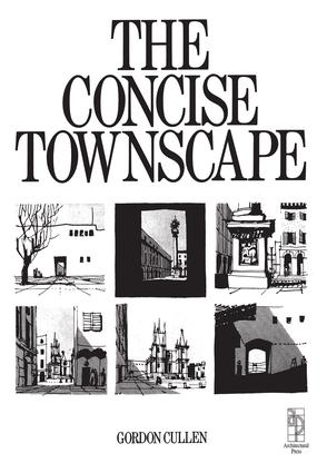 Concise Townscape: 1st Edition (Hardback) book cover