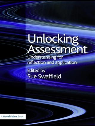 Unlocking Assessment: Understanding for Reflection and Application book cover