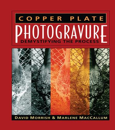 Copper Plate Photogravure: Demystifying the Process book cover