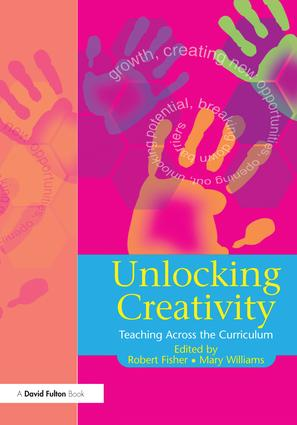 Creative literacy: learning in the early years Mary Williams