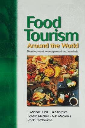 The lure of food: food as an attraction in destination marketing in Manitoba, Canada