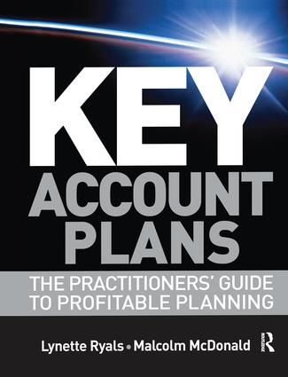 How to collect information in order to understand the needs of the key accounts prior to preparing strategic plans for them