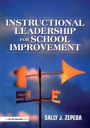 Instructional Leadership for School Improvement: 1st Edition (Hardback) book cover