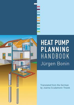 Heat Pump Planning Handbook: 1st Edition (Hardback) book cover