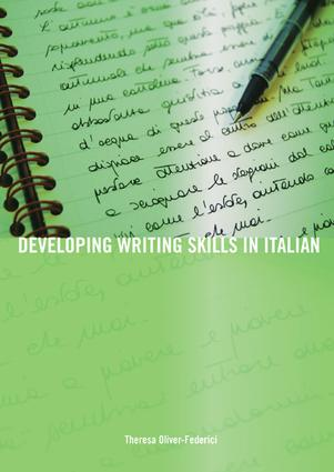 Developing Writing Skills in Italian book cover