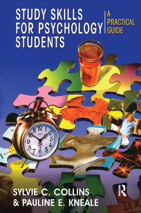 Study Skills for Psychology Students: A Practical Guide, 1st Edition (Hardback) book cover