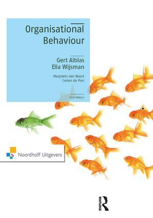 Organisational Behaviour: 1st Edition (Paperback) book cover