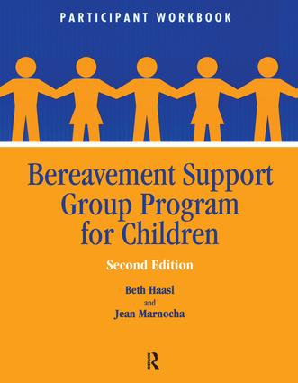 Bereavement Support Group Program for Children: Participant Workbook (e-Book) book cover
