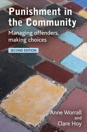 Introducing community penalties