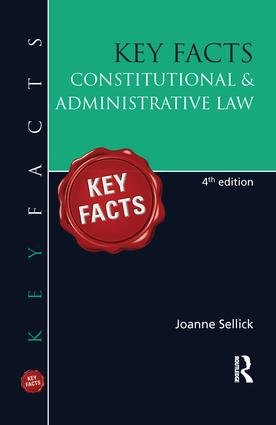 Key Facts: Constitutional & Administrative Law