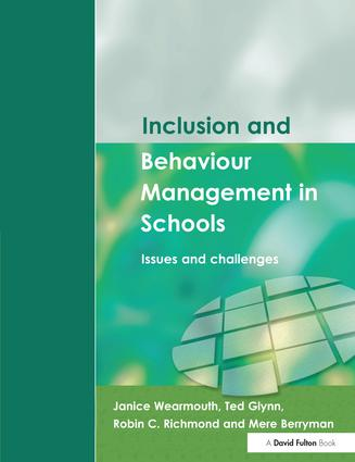 Breaking the policy log-jam: comparative perspectives on policy formulation and development for pupils with emotional and behavioural difficulties
