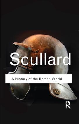 A History of the Roman World: 753 to 146 BC book cover