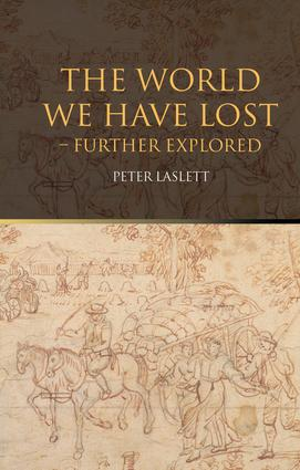 The World We Have Lost: Further Explored, 4th Edition (Hardback) book cover
