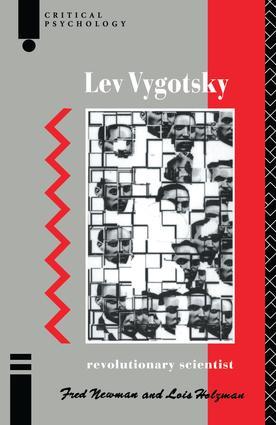 Lev Vygotsky: Revolutionary Scientist book cover