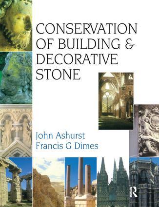 Methods of repairing and consolidating stone buildings: John Ashurst
