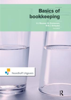 Basics of Bookkeeping: 1st Edition (Paperback) book cover