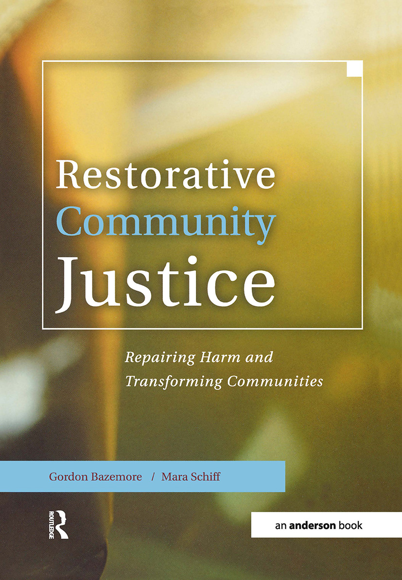 Infancy, Adolescence, and Restorative Justice: Strategies for Promoting Organizational Reform