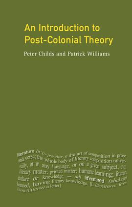 An Introduction To Post-Colonial Theory: 1st Edition (Hardback) book cover