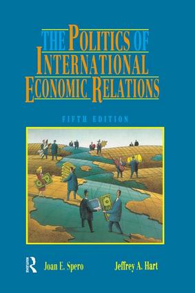The Politics of International Economic Relations: 5th Edition (Hardback) book cover