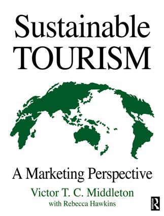 Environment: tourism; a marketing perspective