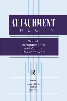 """""""Something There Is That Doesn't Love a Wall"""": John Bowlby, Attachment Theory, and Psychoanalysis"""