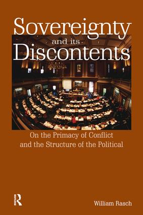 Sovereignty and its Discontents