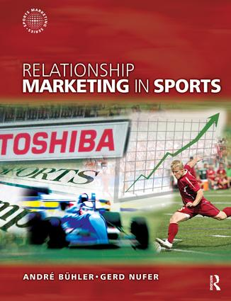 Relationship Marketing in Sports book cover