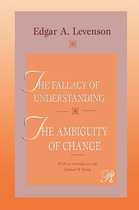 THE AMBIGUITY OF CHANGE