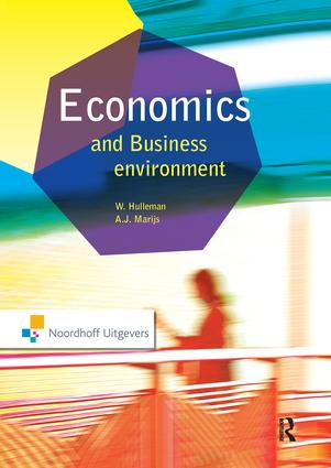 Economics and the Business Environment: 1st Edition (Hardback) book cover