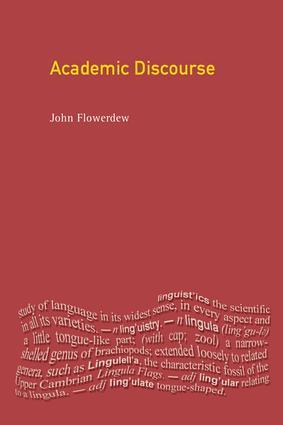 Academic Discourse book cover