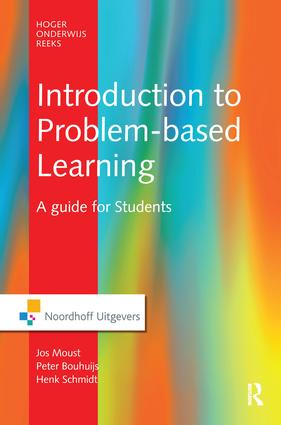 Introduction to Problem-Based Learning: 1st Edition (Paperback) book cover