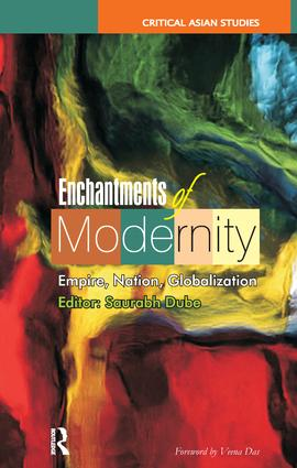 Enchantments of Modernity: Empire, Nation, Globalization, 1st Edition (Hardback) book cover