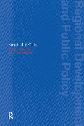 Sustainable Cities: 1st Edition (Hardback) book cover