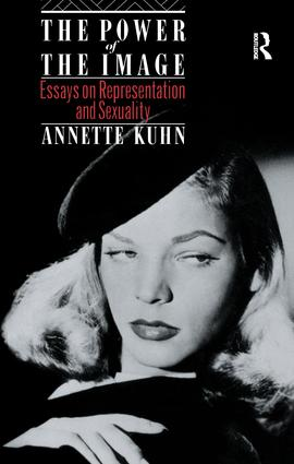 The Power of the Image: Essays on Representation and Sexuality, 1st Edition (Hardback) book cover