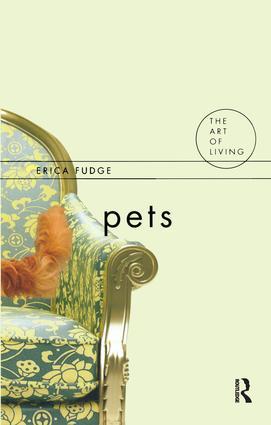 Pets (Hardback) book cover