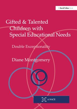 Gifted and Talented Children with Special Educational Needs: Double Exceptionality, 1st Edition (Hardback) book cover